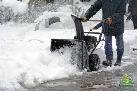 Richmond Snow Removal & Salting
